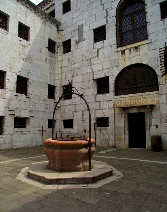 Venice Jail Romanticism 威尼斯監獄 攝影 浪漫主義 Yalan雅嵐 黑攝會